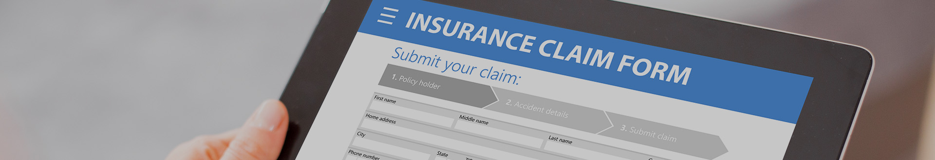 File An Insurance Claim Home Auto Insurance Main Street